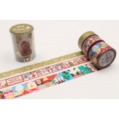 Masking Tape MT Noel - SET C