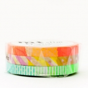 Masking Tape MT Slim 6 mm Set de 3 - deco E