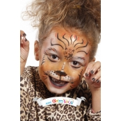 Pochoir de maquillage pour enfant Jungle