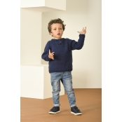 Catalogue tricot Plassard n°154 : Enfants intemporel hiver