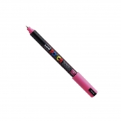 Marqueur Posca Rose PC1MR Pointe calibrée extra-fine