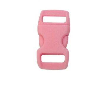 x10 Créacord 3x1,5cm Assorti Fermoirs clips plastique idéal Créacord