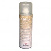 Spray Paillettes fines Doré 125 ml