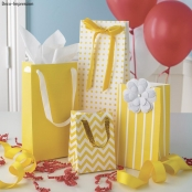 Punch Board Gift Bag (Tablette rainurage pliage Sachet cadeau)