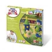 Kit Pâte Fimo Kids Chevalier 8034.05 ly