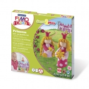 Kit Pâte Fimo Kids Princesse 8034.06 ly