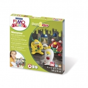 Kit Pâte Fimo Kids Monstre 8034.11 ly