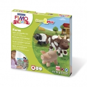 Kit Pâte Fimo Kids La ferme 8034.01 ly