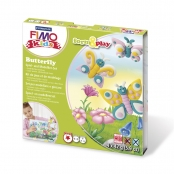 Kit Pâte Fimo Kids Papillon 8034.10 ly