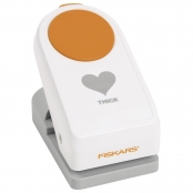 Perforatrice Fiskars Power Punch Coeur 2,5 cm