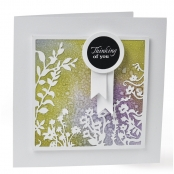 Matrice découpe & embossage (Die) Thinlits Sizzix Kirigami
