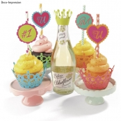 Matrice découpe & embossage (Die) Thinlits Sizzix Cupcake