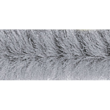 5210625 - 4006166565991 - Rayher - Chenille Gris Ø 9 mm 50 cm 10 pièces
