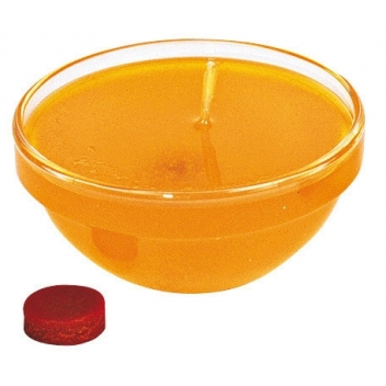 3102834 - 4006166038884 - Rayher - Colorant solide pour bougie Orange - 2