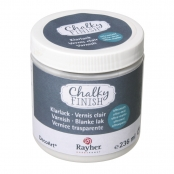 Chalky Finish Vernis clair ultra-mat 236 ml