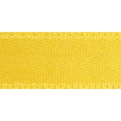 Ruban satin Jaune 10 mm 10 m