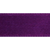 Ruban satin Violet 10 mm 10 m