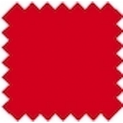 Feutrine 1 mm Polyester 24 x 30 cm Rouge