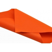 Feutrine 1 mm Polyester 24 x 30 cm Orange