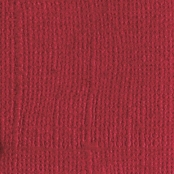 Papier texture toile Bazzill red 30,5 cm