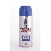 Peinture spray Acrylic Brillant 400ml Bleu Distant RAL 5023