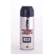 Peinture spray Acrylic Brillant 400ml Gris Anthracite RAL 7016
