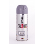 Peinture spray Acrylic Brillant 400ml Gris Trafic RAL 7042
