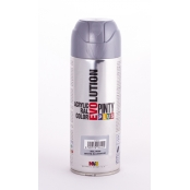 Peinture spray Acrylic Brillant 400ml Aluminium RAL 9006