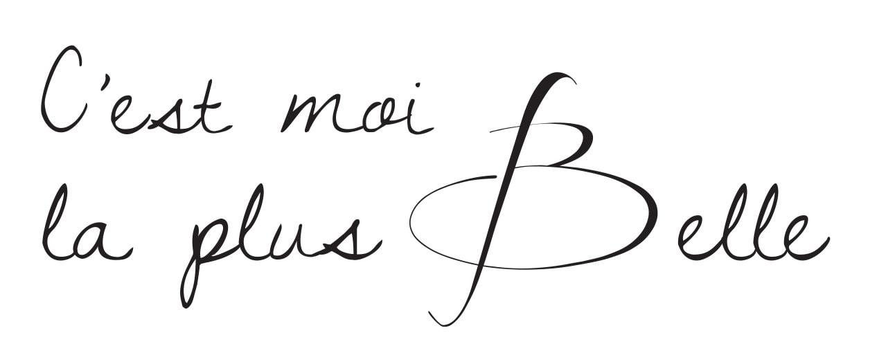 logo CestMoiLaPlusBelle