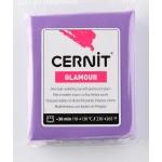 Pâte Cernit Glamour 56 g Violet (900)