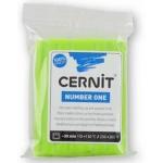 Pâte Cernit n°1 56 g Vert anis (601)