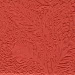 Plaque de texture Cernit 9 cm Peacock