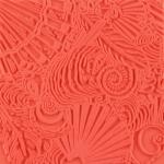 Plaque de texture Cernit 9 cm Shells