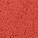 Plaque de texture Cernit 9 cm Paisley