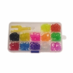 Mini kit élastiques Loom 250 pièces