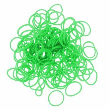 8557 - 3662904086091 - Loom - 200 élastiques Loom Vert