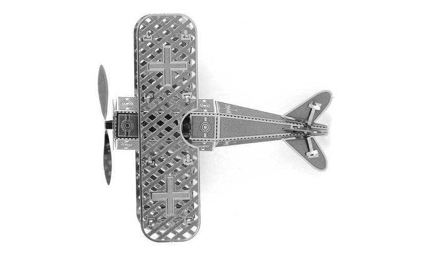 maquette m tal avion fokker dvii m tal earth ebay. Black Bedroom Furniture Sets. Home Design Ideas