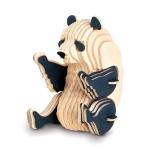 Maquette en bois Panda