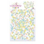 Petits confettis Multicolores 100g