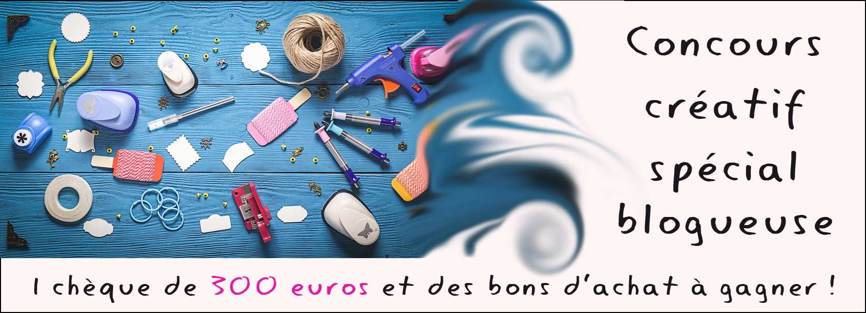 Concours blogueuse